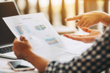 Färsk statistik från UC: Uppsving för detaljhandeln i januari