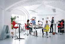 Rätt möbel på mötet ökar lönsamheten –         så blir morgondagens mötesmöbler