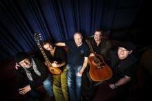 """""""Tusen bitar"""" hyllningsturné med Björn Afzelius musik sammansatt av originalmusikerna från Globetrotters!"""