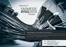 FAGMESSE BYGG 2016 i Stavanger