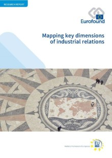 Mapping key dimensions of industrial relations in Europe