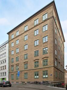 Colliers rådgivare vid försäljning av central kontorsfastighet i Göteborg