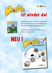 "Pax et Bonum Verlag Berlin Leseprobe Buch: ""Malte sucht Madagaskar"""
