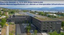 Entscheider-Werkstatt bei unserem Schweizer Mitglied: Workshop zu Mobile Mehrwertapplikationen und -dienste auf interoperablen Infrastrukturen und VuiG e.V. Mitgliederversammlung !