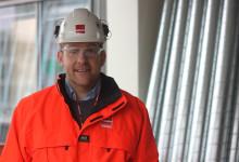 Per Wall blir ny regionchef på Veidekke