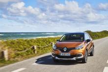 Renault Captur i uppfräschad version