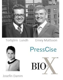 PressCise tilldelas finansiering av GöteborgBIO