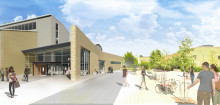 Pressinbjudan: Nu startar bygget av nya Humanisthuset på Campus Umeå