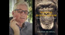 Världsberömde och PEN-belönade vetenskapsmannen Frans de Waal aktuell med ny bok