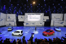 Volkswagen Group launches bold offensive for age of electric mobility