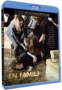 En familj (August: Osage County) på Blu-ray, dvd & digitalt 2 juli