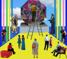 Konstepidemin presenterar STATUS: The role of the Artist in Changing of Society 9 - 12 januari