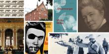 Höstens föreläsningar: Selma Lagerlöf, Versaillesfreden och banbrytande konst
