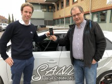 Alkolås vinner frem i Norge: Sande Trafikkskole har installert alkolås i alle sine biler