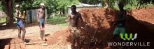 Reklambyrån Wonderville bygger skola i Afrika