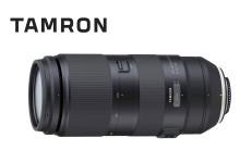 Tamron pristato naują 100-400mm teleobjektyvą pilno kadro fotoaparatams