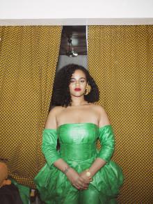 Seinabo Sey på turné med Ms. Lauryn Hill i USA