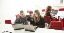 Rekordhögt antal sökande elever till ThorenGruppens gymnasieskolor