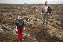 Feel good-föreställning om en isländsk familjefar och hans dröm att erövra dansscenen