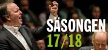 Presskonferens: säsongen 2017–18 i Konserthuset