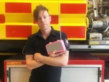 Räddningstjänsten Skåne Nordväst pratar krisberedskap med SFI-elever