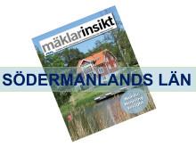Mäklarsamfunder Juni 2011: Södermanland