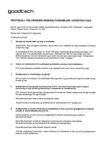 Protokoll GF 180426