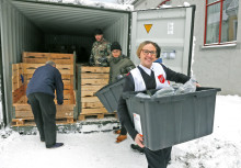 The Salvation Army 'Steps Up' Worldwide Response to COVID-19