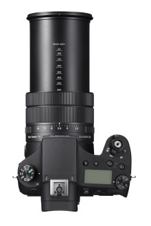 Sony's New RX10 IV Combines Lightning Fast AF and 24 fps Continuous Shooting with Versatile 24-600mm F2.4-F4 Zoom Lens