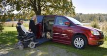 WS Mobility anpassar fordon för funktionshindrade - certifierade mot ISO 9001:2015 och ISO 14001:2015