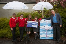 Cumbernauld pupils get a lesson with fibre broadband