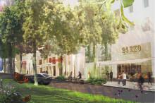 En ny stadsdel tar form i Huddinge