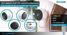 Extremt tålig Full HD utomhuskamera