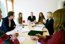 Invigning av Carlforsskas Ekonomi- och Handelsskola