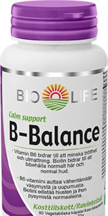 Att hitta balansen i livet är inte alltid så lätt - hjälp balansen på traven!