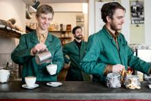 """""""Cyklister är en stämningshöjare i kaffebaren"""""""