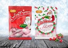 Juleskum Lingon – julens favorit i ny smak