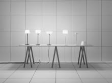 Produktnyhet Riff bordslampa