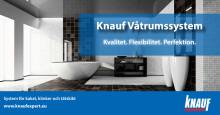 Knauf Expert representerade på samtliga Bauhaus