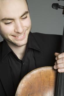Cellist i världsklass gästar Landskrona