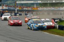 Rallycross-EM: Lasse Larssons guldjakt fortsätter i Belgien