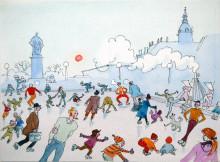 Björn Berg i Stockholm – Ny utställning