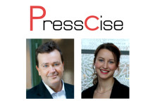 PressCise pitchar sin affärsidé på Medtech & Biomaterials 2014