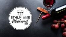 Sthlm Wine Weekend 2018 – Stockholms nya mötesplats för vin!