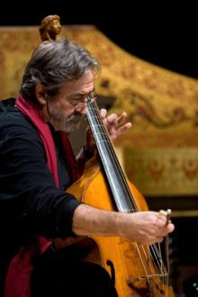 Palladium Baroque  4-6 februari 2011 Världsartisten Jordi Savall för första gången i Malmö