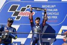 ロードレース世界選手権 MotoGP(モトGP) Rd.17 10月28日 オーストラリア
