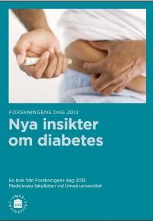 Umeåforskning nu i bokform: Nya insikter om diabetes