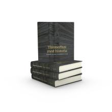 Timmerhus med historia – en ny bok från Kulturen i Lund