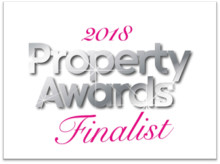 Datscha made the shortlist of finalists in the prestigious 2018 Property Awards