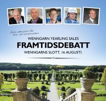 Wenngarn Yearling Sales - Framtidsdebatt om Hästägande